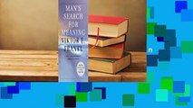 Full version  Man's Search for Meaning Complete   Full version  Man's Search for Meaning  Review