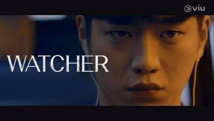 Trailer 'Watcher'   Drama Korea   Starring Seo Kang Joon, Han Suk Kyu, Kim Hyun Joo