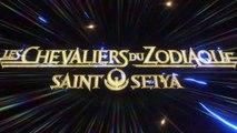 Les Chevaliers du Zodiaque - Bande-Annonce - VF