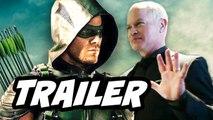 Arrow Season 4 Trailer 2 Breakdown - Damien Darhk Superpowers
