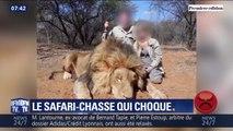 Les gérants d'un Super U du Rhône épinglés pour leurs photos de chasse en Afrique