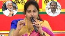 లోకేష్ పై వస్తున్న విమర్శలకు గట్టి సమాధానం ఇచ్చిన దివ్య వాణి || Divya Vani Comments On YCP Leaders
