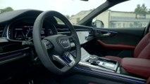 Der Audi SQ8 TDI - Intelligent vernetzt- Bedienung, Infotainment und Fahrerassistenz