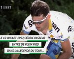 Tour de France : Il y a 22 ans - La folle échappée de Cédric Vasseur !