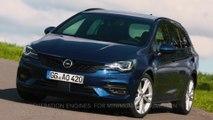 The new Opel Atra Highlights