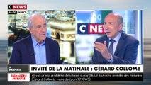 Gérard Collomb : «La mesure sur les billets d'avion ne me choque pas. Il y a une urgence climatique»