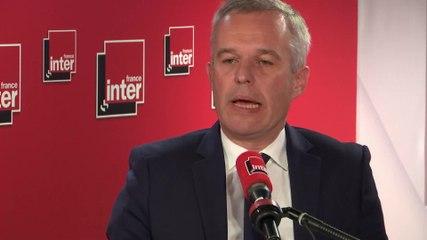 François de Rugy - France Inter mercredi 10 juillet 2019