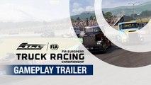 FIA European Truck Racing Championship - Trailer de gameplay