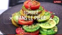 Tombez dans le Piège #82 : la salade de tomates maison