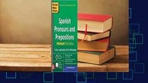Practice Makes Perfect: Spanish Pronouns and Prepositions Complete