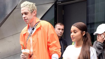 Ariana Says She Didn't Know Pete, Claims He Was An Amazing Distraction
