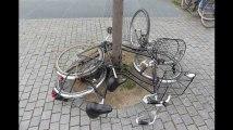 Des «trackeurs» pour dissuader les voleurs de vélos
