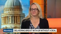 U.K. Lawmakers Back Move to Stop No-Deal Brexit