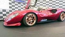 De Tomaso est de retour au Festival of Speed de Goodwood