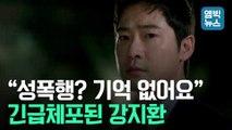 [엠빅뉴스] 배우 강지환 집에서 밤새 무슨 일 벌어진 거지? 왜 긴급체포?