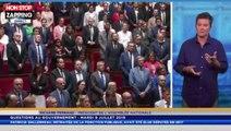 L'émouvant hommage de l'Assemblée nationale à une députée décédée (Vidéo)