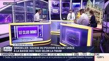 Le club immo (1/2): Eric Tréguier VS Marie Coeurderoy VS Bruno Monier-Vinard – 10/07