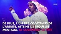 """A$AP Rocky arrêté en Suède : La détention provisoire du rappeur serait """"inhumaine"""""""