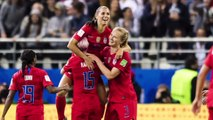 How the USWNT became back-to-back World Cup champions _