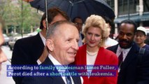 Ross Perot, Billionaire and Former Politician, Dead at 89