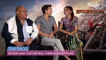'Spider-Man' Star Zendaya Reveals Why She's Afraid to Do Interviews on Camera 'My Face Freezes!'