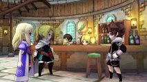 The Alliance Alive HD Remastered - Bande-annonce des personnages