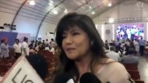 #PHVote: Imee Marcos at proclamation