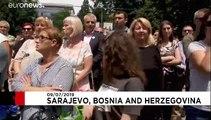 À Sarajevo, le président turc rend hommage aux victimes de Srebrenica