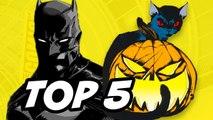 Gotham Season 2 Episode 1 Review and Easter Eggs - Batman The Long Halloween