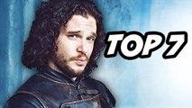 Game Of Thrones Season 5 Episode 4 - TOP 7 WTF