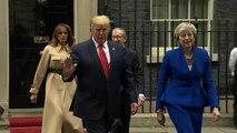"""Trump qualifie l'ambassadeur britannique à Washington """"d'idiot prétentieux"""""""