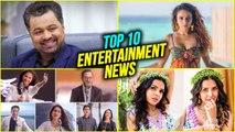 Top 10 Marathi Entertainment News | Weekly Wrap | Subodh Bhave, Amruta Khanvilkar, Once More