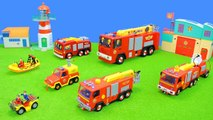 Fireman Sam Toys - Fire Engine, Helicopter - Firefighter Jupiter 'truck's Unboxing for - kids - children - boys - kids - children - boys - baby-
