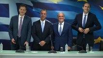 En Grèce, fébrilité dans les ministères