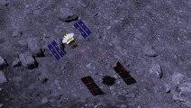Sonda espacial japonesa prepara aterrissagem em asteroide