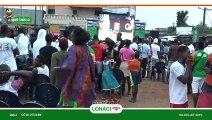 Moments'Canés de la LONACI (Mali 0-1 Côte d'Ivoire)