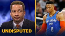 Chris Broussard believes Russell Westbrook should be traded to the Pistons _ NBA _ UNDISPUTED