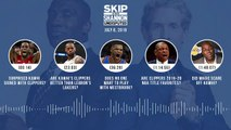 UNDISPUTED Audio Podcast (7.8.19) with Skip Bayless and Shannon Sharpe _ UNDISPUTED