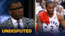 'I was very disappointed' Kawhi chose the Clippers over Lakers — Shannon Sharpe _ NBA _ UNDISPUTED