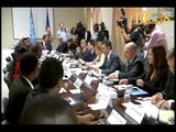 Une délégation du Conseil de sécurité de l'ONU visite le parlement haïtien