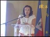 Haïti.- Rencontres avec les organisations et bailleurs de fonds internationaux