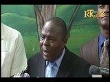 Le Ministre de l'Education Nationale a effectué une visite au centre d'audition de la Bible