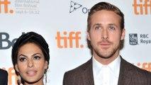 Eva Mendes and Ryan Gosling adopt rescue dog