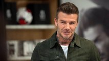 David Beckham to launch original TV ventures with new production company