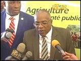Haïti.- Ministère de l'Agriculture / Atelier de présentation des résultats de l'enquête
