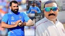 ICC Cricket World Cup 2019 : Shami's Coach Badruddin Slams Virat Kohli And Team Management
