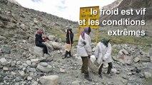 Inde: sur les hauteurs du Ladakh, les forçats de la route