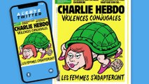 Charlie Hebdo : la Une qui fait polémique.