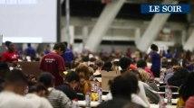 4.000 candidats passent leur examen d'entrée en médecine