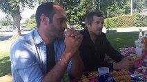 Guillaume Canet et Édouard Bergeon dénoncent l'agriculture intensive en France